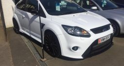 Late 2009 Ford Focus 2.5 Turbo RS