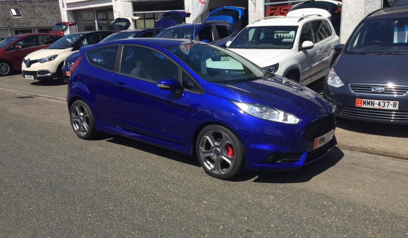 Ford Fiesta 1.6 turbo st full