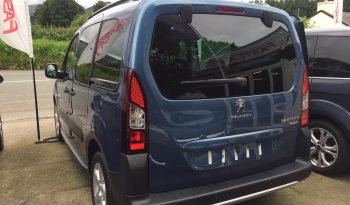 Late 2014 Peugeot partner 1.6 hdi tepee outdoor full