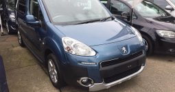 Late 2014 Peugeot partner 1.6 hdi tepee outdoor